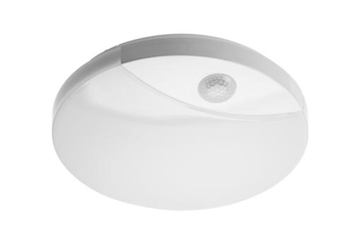 Paviršinis LED šviestuvas laiptinėms su judesio davikliu GTV LOGOS