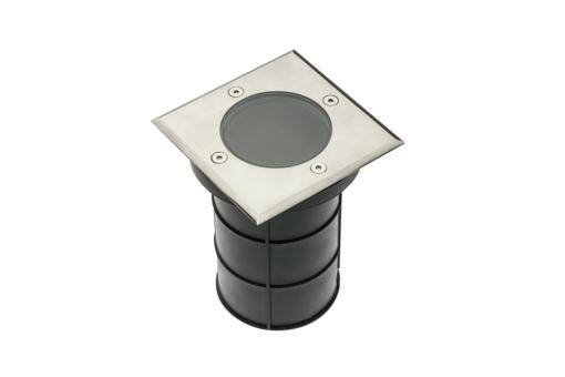 Kvadratnis grindinio šviestuvas GTV ALFA