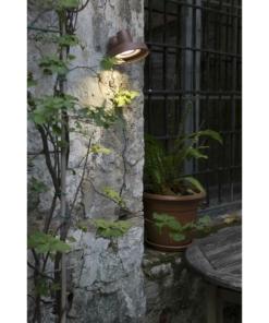 Lauko šviestuvas terasai FARO BRONX