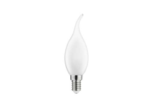 4W Žvakės liepsnos formos LED lemputė E14 GTV C35L