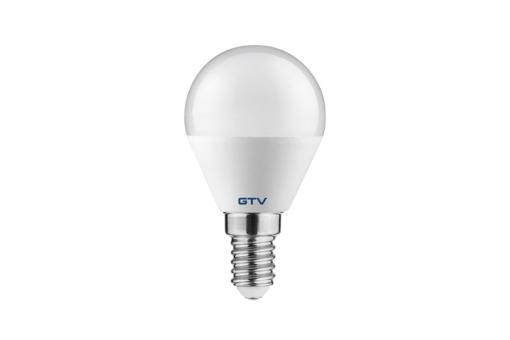 Baltos spalvos matinė lemputė E14 GTV B45B