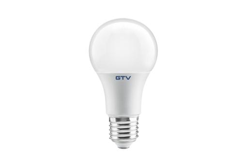 10W LED lemputė E27 GTV A60