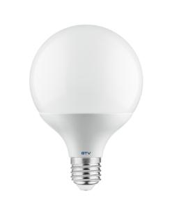 Matinė baltos spalvos LED lemputė E27 GTV G120