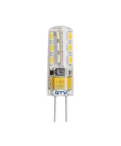 2W Silikoninė LED lemputė G4 GTV G4
