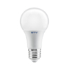 8W Matinė baltos spalvos LED lemputė E27 GTV A60