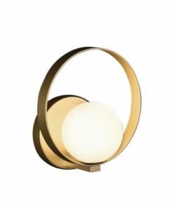 Modernus žiedo formos LED šviestuvas ACB HALO