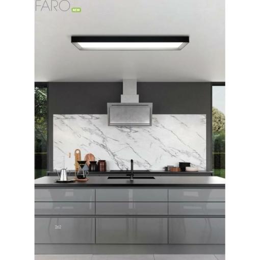 Modernus lubinis šviestuvas virtuvės salai ACB FARO