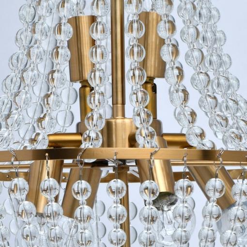 Pakabinamas šviestuvas MW-Light Crystal Venezia