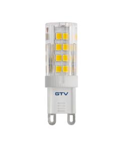 3.5W Baltos spalvos LED lemputė GTV G9