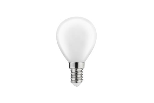4W Matinė baltos spalvos LED lemputė E14 GTV G45
