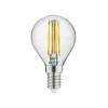 4W Filamentinė LED lemputė E27 GTV G45