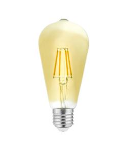 4W Vintažinė LED lemputė E27 GTV ST64