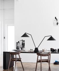 Dvigubas stalinis LED šviestuvas NORTHERN GEAR TABLE DOUBLE
