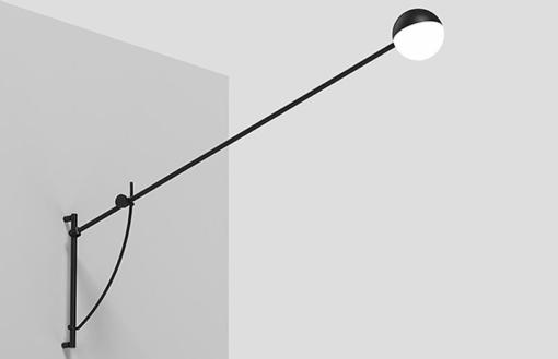 Dimeriuojamas sieninis šviestuvas NORTHERN BALANCER WALL