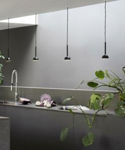 Dimeriuojamas LED šviestuvas virtuvei NORTHERN BLUSH PENDANT