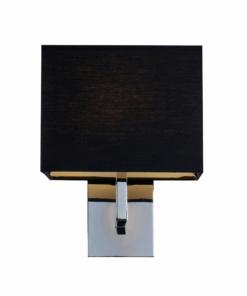 Juodas sieninis šviestumas PALLERO BLAKE WALL