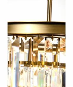 Krištolinis šviestuvas PALLERO DELION