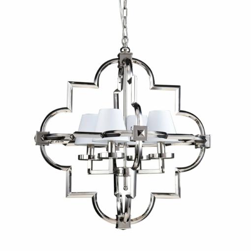Metalinis geometrinių formų šviestuvas PALLERO DOVER