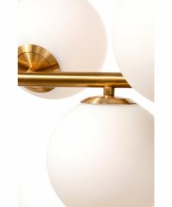 Elegantiškas minimalistinis šviestuvas PALLERO MANDIE
