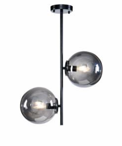 Modernus šviestuvas su 2 gaubtais PALLERO MOMA