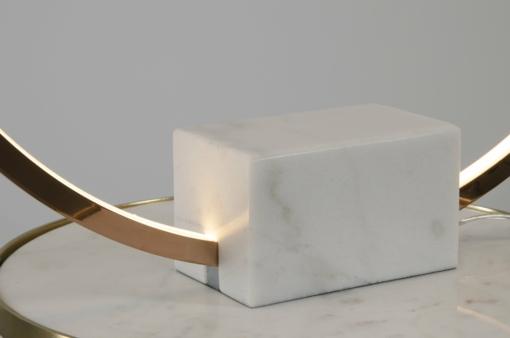Ovalo formos stalo šviestuvas PALLERO ODA
