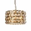 Aukso spalvos šviestuvas PALLERO RAY