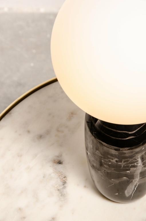 Marmurinis stalinis šviestuvas PALLERO ROMA