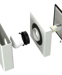 Sukinėjamas sieninis šviestuvas NORDLUX TURN