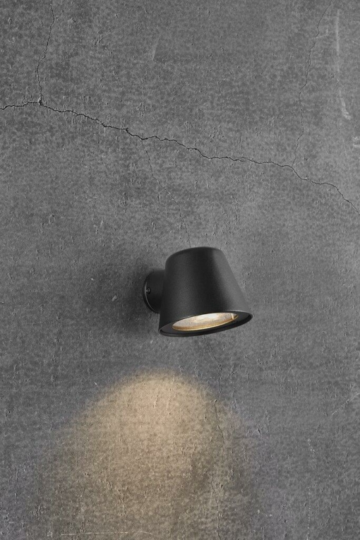 Nedidelis fasado šviestuvas NORDLUX ALERIA
