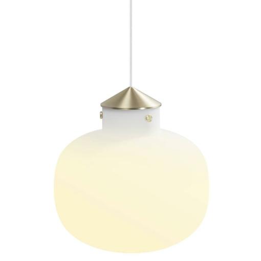 Mažas ovalo formos pakabinamas šviestuvas NORDLUX DFTP RAITO