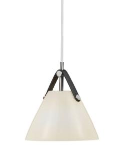 Pakabinamas šviestuvas su stiklo gaubtu NORDLUX DFTP STRAP 15