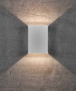 Sieninis šviestuvas iš lauko NORDLUX FOLD 15