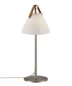 Stalo šviestuvas su stiklo gaubtu NORDLUX DFTP STRAP 16