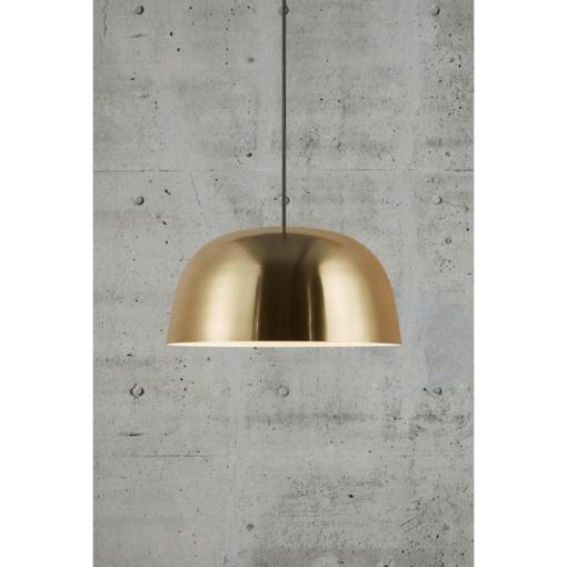 Žalvario spalvos šviestuvas virtuvei NORDLUX CERA
