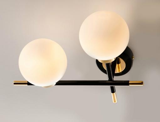 Modernus šviestuvas veidrodžiui PALLERO SPACE