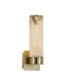 Sieninis šviestuvas Pallero VENTI Alabaster
