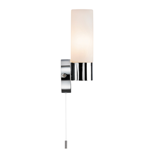 Sieninis šviestuvas su matiniu opaliniu stiklu Endon PURE