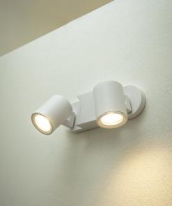 Dvigubas universalus kryptinis šviestuvas GTV BLINK
