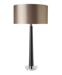 Stalinis šviestuvas su mediniu stovu Endon CORVINA