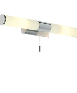 Sieninis šviestuvas su matinio opaliniu stiklu Endon ROMFORD