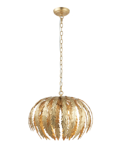 Puošnus šviestuvas su dekoracijomis Endon DELPHINE