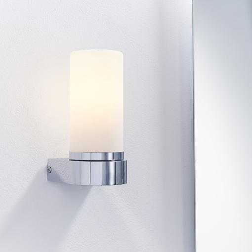 Sieninis balto stiklo šviestuvas Endon TAL