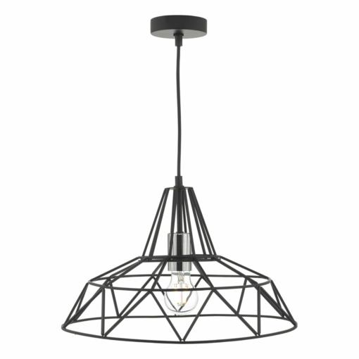 Pakabinamas geometrinių formų šviestuvas Dar HITIKA