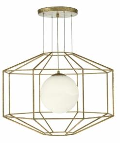 Pakabinamas geometrinių formų šviestuvas Dar IZMIR