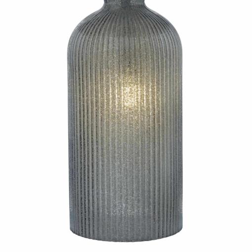 Stalinis šviestuvas su pilko stiklo korpusu Dar PAMPLONA