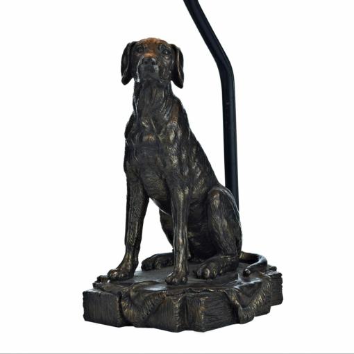Stalinis šviestuvas su šuns formos dekoracija Dar ROVER
