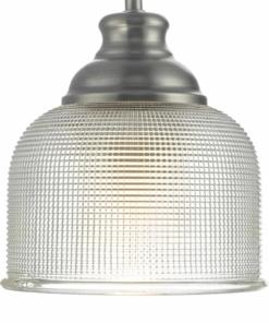 Sieninis šviestuvas su nelygios tekstūros stiklo gaubtu Dar TACK
