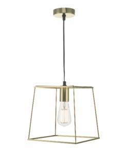 Modernus pakabinamas šviestuvas Dar TOWER