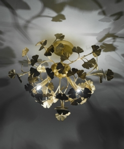 Aukso spalvos sietynas Dar YADIRA