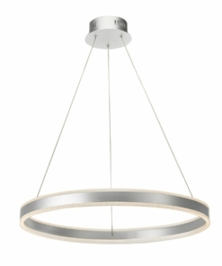 Žiedo formos pakabinamas šviestuvas Dar TYBALT